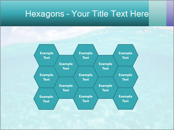 Crystal clear sea PowerPoint Template - Slide 44