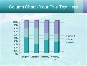Crystal clear sea PowerPoint Template - Slide 50