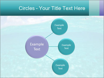 Crystal clear sea PowerPoint Template - Slide 79