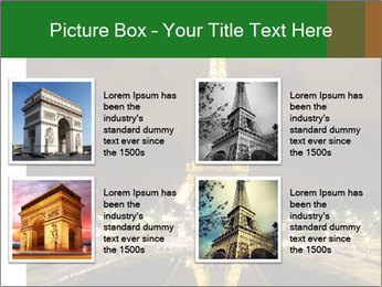 Eiffel Tower PowerPoint Template - Slide 14