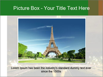 Eiffel Tower PowerPoint Template - Slide 16
