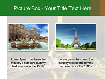 Eiffel Tower PowerPoint Template - Slide 18