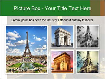Eiffel Tower PowerPoint Template - Slide 19
