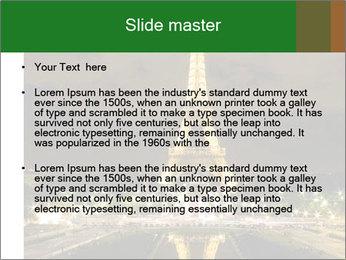 Eiffel Tower PowerPoint Templates - Slide 2