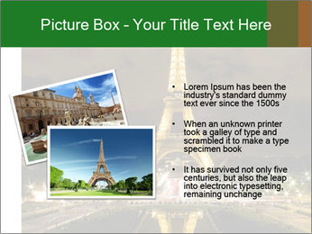 Eiffel Tower PowerPoint Template - Slide 20