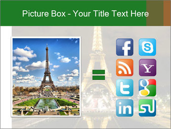Eiffel Tower PowerPoint Template - Slide 21