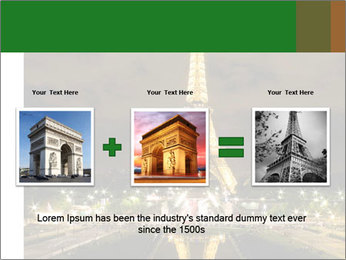 Eiffel Tower PowerPoint Templates - Slide 22