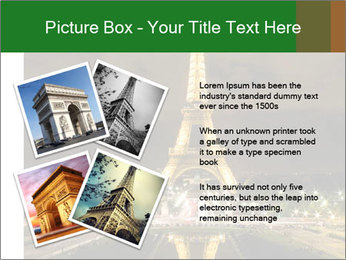 Eiffel Tower PowerPoint Template - Slide 23