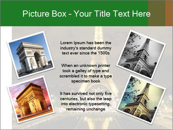Eiffel Tower PowerPoint Template - Slide 24
