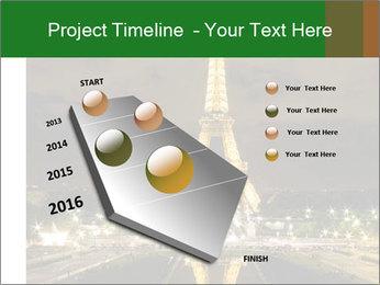 Eiffel Tower PowerPoint Templates - Slide 26