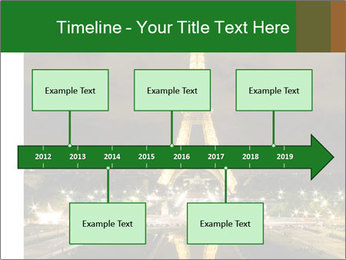Eiffel Tower PowerPoint Template - Slide 28