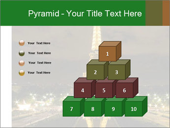 Eiffel Tower PowerPoint Template - Slide 31