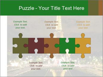 Eiffel Tower PowerPoint Templates - Slide 41