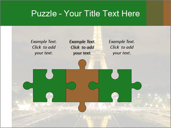Eiffel Tower PowerPoint Template - Slide 42