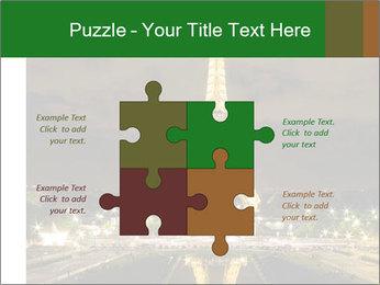 Eiffel Tower PowerPoint Templates - Slide 43