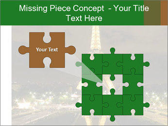 Eiffel Tower PowerPoint Template - Slide 45