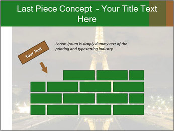 Eiffel Tower PowerPoint Template - Slide 46