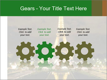 Eiffel Tower PowerPoint Template - Slide 48