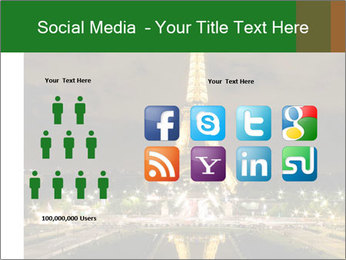 Eiffel Tower PowerPoint Templates - Slide 5