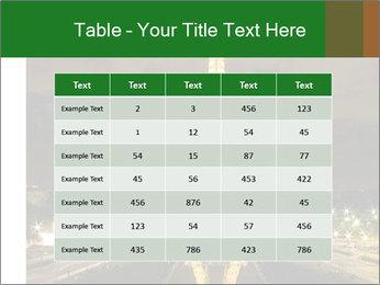 Eiffel Tower PowerPoint Templates - Slide 55