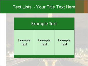Eiffel Tower PowerPoint Templates - Slide 59