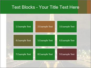 Eiffel Tower PowerPoint Templates - Slide 68