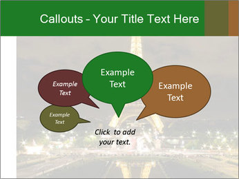 Eiffel Tower PowerPoint Template - Slide 73