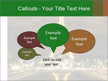 Eiffel Tower PowerPoint Templates - Slide 73