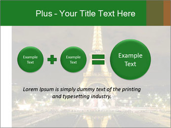 Eiffel Tower PowerPoint Template - Slide 75