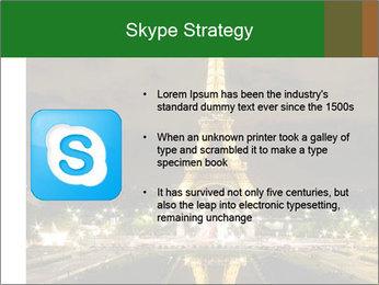 Eiffel Tower PowerPoint Templates - Slide 8