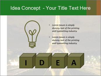 Eiffel Tower PowerPoint Templates - Slide 80