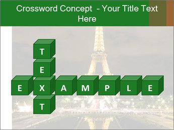 Eiffel Tower PowerPoint Templates - Slide 82