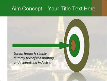 Eiffel Tower PowerPoint Template - Slide 83