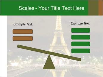 Eiffel Tower PowerPoint Template - Slide 89