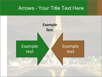 Eiffel Tower PowerPoint Template - Slide 90