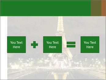 Eiffel Tower PowerPoint Templates - Slide 95