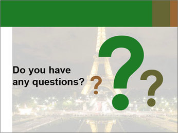 Eiffel Tower PowerPoint Templates - Slide 96