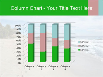 Ocean beach PowerPoint Template - Slide 50