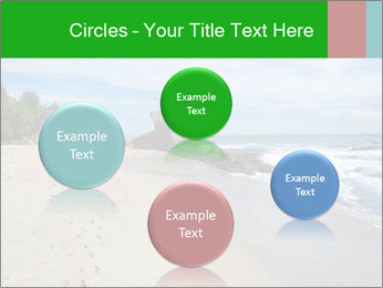 Ocean beach PowerPoint Template - Slide 77