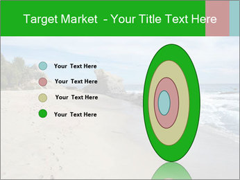 Ocean beach PowerPoint Template - Slide 84