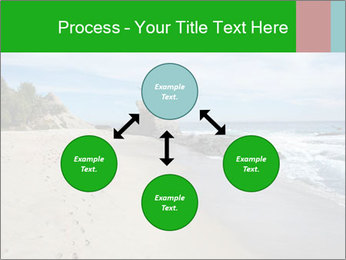 Ocean beach PowerPoint Template - Slide 91