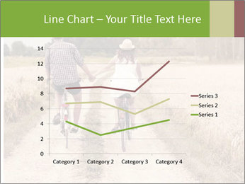 Couple Cycling In Countryside PowerPoint Template - Slide 54