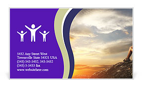 0000088818 Business Card Template