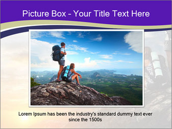 Trekking Point PowerPoint Template - Slide 15