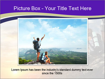 Trekking Point PowerPoint Template - Slide 16