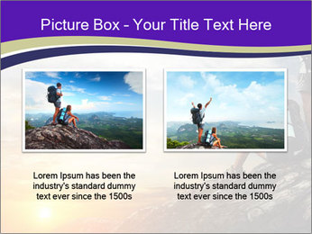 Trekking Point PowerPoint Template - Slide 18
