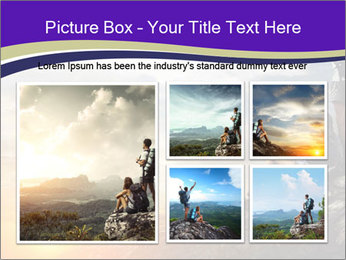 Trekking Point PowerPoint Template - Slide 19