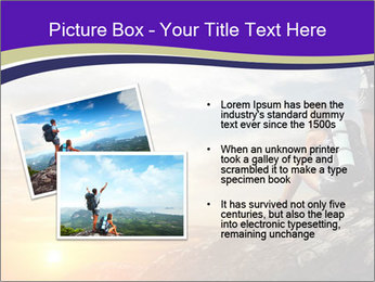 Trekking Point PowerPoint Template - Slide 20