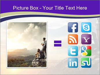 Trekking Point PowerPoint Template - Slide 21