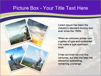 Trekking Point PowerPoint Template - Slide 23